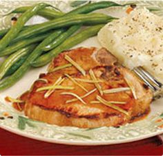 ... about FOOD-PORK on Pinterest | Pork chops, Pork and Pork chop recipes