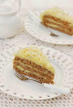 Рецепти прелитащи през океана: Бадемова торта (без глутен)