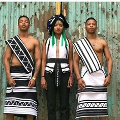 Dressing well is a form of good manner, in a world where XHOSA TRADITIONAL ATTIRE styles are the best and outstanding styles to slay African Fashion Ankara, African Inspired Fashion, African Dress, African Traditional Wear, Traditional Dresses, Xhosa Attire, Traditional Wedding Decor, African Royalty, Trending Now
