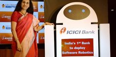 ICICI Bank Deploys 200 Software Robots to Automate 10 Lakh Banking Operations a Day!