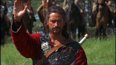 Gerard Butler, Attila the Hun Film D'action, Film Movie, Gerard Butler Movies, Attila The Hun, Power Metal, Adventure Movies, Fantasy Films, Movie Costumes, Roman Empire