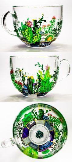 Cactus Mug, Cactus Lover Mug, Succulent Mug, Funny Coworker Gift