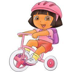 Dora The Explorer - Clip Art On line