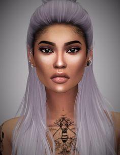Aveline Sims: Isa Sullivan • Sims 4 Downloads
