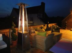 Athena Stainless Steel Patio Heater