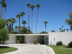 WHEAT PENNY VINTAGE: Dreaming about Mid-Century Palm Springs homes...