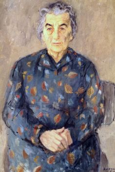 Golda Meir was known as the fourth Prime Minister of Israel. Learn more at Biography.com.