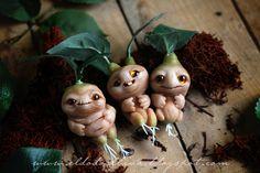 Mandrake roots by dodoalbino.deviantart.com on @deviantART