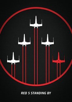 Red 5 Standing By    Created by Steven Ririe