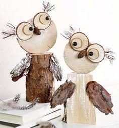 Die erfolgreichen Holzscheitfiguren jetzt im beliebten Pedevilla-Stil Der Bastelspaß für Klein und Groß: Mit wenigen Handgriffen entstehen aus Kaminholzscheiten, Aststücken, Styroporkugeln und etwas Farbe niedliche Figuren für alle...