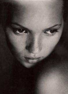 Kate Moss by Paolo Roversi, 1993