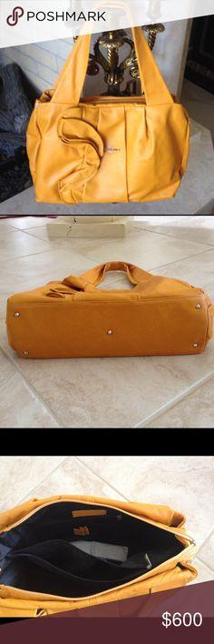 Spotted while shopping on Poshmark: Renato Angi handbag.! #poshmark #fashion #shopping #style #Renato Angi #Handbags
