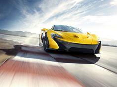 McLaren 2014 P1 - Geneva show: McLaren P1 blasts to 300km/h in 17s | GoAuto
