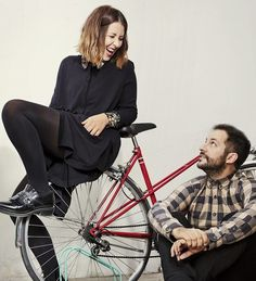 We are Sergio Mendoza & Sandra Garcia - designers with a feeling for slow life and heritage specially regarding traditional small industry and artisans. Our project @waobikestand is currently on Kickstarter and we just hit our target goal. Please support our campaign by following the link onto @waobikestand profile!  We have been working on the product for 18 months and have worked with 5 shops across Europe to test and develop the bike stand. Every bike stand goes through the hands of 5…
