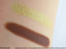 Guerlain Ecrin 2 Couleurs Eyeshadow in 03 Two Extravagant