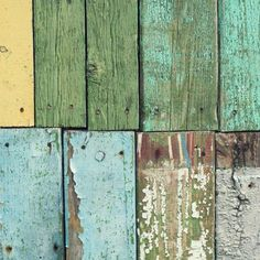 Select contrasting paint colors for a bold crackle effect.