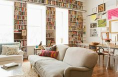 Brooklyn Heights Loft   Ensemble Architecture   Found thanks to Desire to Inspire
