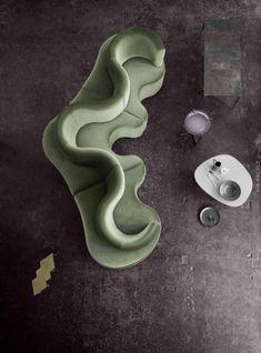 Awesome Modern Sofa Design Ideas You Never Seen 84 Funky Furniture, Unique Furniture, Furniture Decor, Furniture Design, Luxury Furniture, Baxter Furniture, Bedroom Furniture, Furniture Removal, Interior Architecture