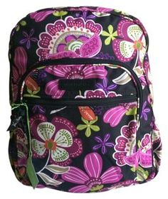 f98d559492c7 Vera Bradley Backpacks - Up to 90% off at Tradesy