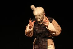 """Terracotta Boy"" performance for children and young people in Xi'an, China"