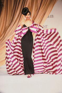 1991 - Gianfranco Ferre for Christian Dior Couture show