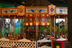 Carousel Museum, Fair Grounds