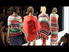 Escada Sport Final at the Mercedes Benz Fashion Week Summer/Spring 2013 - http://olschis-world.de/  #Escada #Womenswear #Fashion