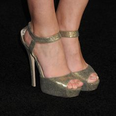 Odette Annable's High Heels ...XoXo