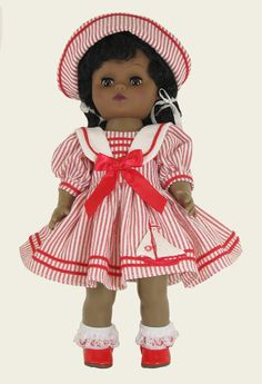 Sailor Doll Dress fits Goodfellow dolls
