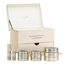 Luxury, radiance regenerating skincare from Lancome. Great Gifts, Place Card Holders, Skin Care, Luxury, Beauty, Christmas, Image, Happy New Year, Atelier