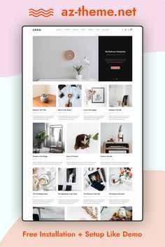 Zobo is a clean and minimalist theme that allows your reader to focus on your content, build especially for daily or hobby bloggers who love to share their stuff. Whether it's about life, fashion, travel, beauty or just a simple personal blog. Featuring a clean, elegant design, this theme is guaranteed to bring a pleasant reading experience to your readers. Currently selling products or dream of someday opening an online store? Have no fear! Zobo and WooCommerce are the best of friends.