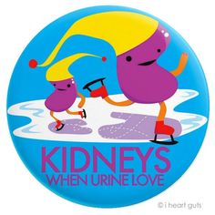 When Urine Love - Kidney Magnet