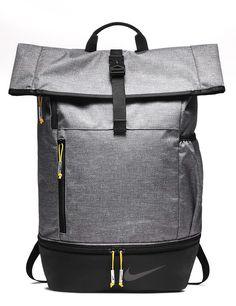 a8e647308f3b Nike Golf Modern Sports Backpack Gray Soccer Gym 100% authentic BA5743-036   NikeGolf