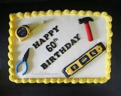... Tool Cake on Pinterest | Baking Tools, Cake Mold and Tool Box Cake