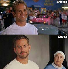 2 Fast 2 Furious Fast & Furious 6 #paulwalker #seeyouagain #itsnevergoodbye #fastandfurious #fastfamily #brianoconner #f8 #furious7 - Paul walker (@thefateof)