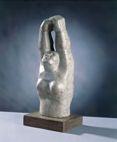 Henry Moore: Woman with Upraised Arms, 1924–5.