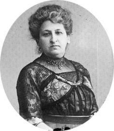 Aletta Jacobs, Nederlands eerste studente aan een universiteit en daarmee eerste feministe, streed voor gelijke rechten voor vrouwen.
