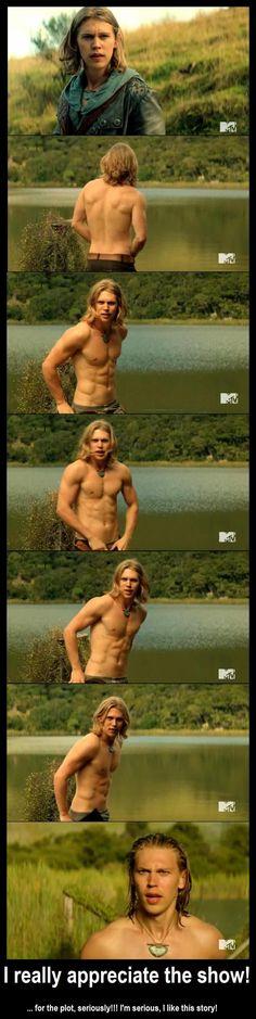 TVShow Time - The Shannara Chronicles S01E03 - Fury