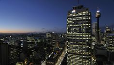 3 Bedroom #Penthouse Apartment #Meriton #Luxury #Hotel #Sydney #Pitt Street #View