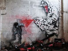 Riot by Blouh and Zabou