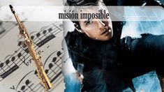 Partitura misión imposible Saxofón Soprano