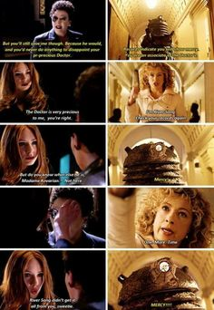 They're just that awesome, like mother like daughter Space Man, Sherlock, I Am The Doctor, Supernatural, David Tennant Doctor Who, Doctor Who Quotes, Rory Williams, Fandoms, Eleventh Doctor