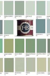 Swedish Furniture & Decorating : Farrow and Ball Paints