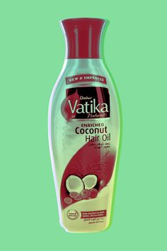 Dabur Hair Oils We know hair oil is nothing new for you Best of all, almost every bottle is under $5.Dabur Vatika Enriched Coconut Hair Oil, $8.86 for pack of two, available at Amazon.