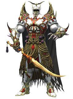 Exdeath, Evil Tree of Sorrow B from Dissidia Final Fantasy NT