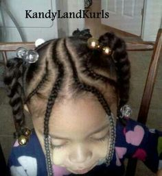 braid hairstyles for school Shorts - Little black girl hairstyles Little Girls Natural Hairstyles, Cute Little Girl Hairstyles, Flower Girl Hairstyles, Braided Hairstyles For School, Teenage Hairstyles, Braid Hairstyles, Toddler Hairstyles, Short Hairstyles, Swag Hairstyles