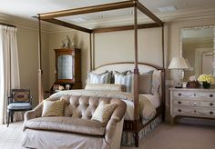 Decorating Ideas: Beautiful Neutral Bedrooms | Traditional Home