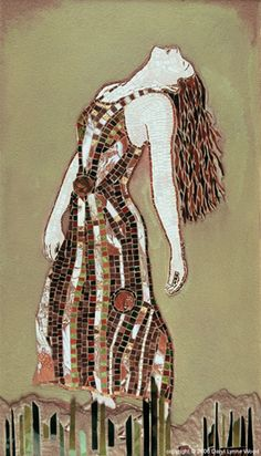 Mosaic Art Source Gallery - Mosaic Artist - Daryl Lynne Wood Mosaics - Campbell River, British Columbia