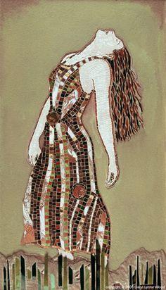 Mosaic Art Source Gallery - Mosaic Artist - Daryl Lynne Wood Mosaics - Campbell River, British Columbia