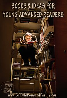 Books and Ideas for Young Advanced Readers